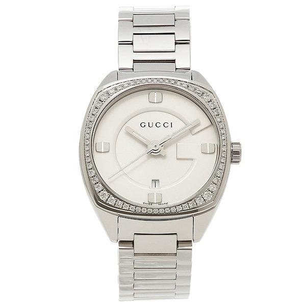 adbe9c1b4cf4 [グッチ] 時計 GUCCI YA142506 GG2570 レディース腕時計ウォッチ シルバー