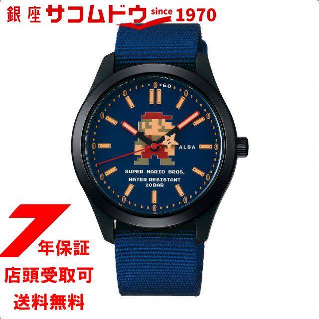 [セイコー]SEIKO アルバ ALUBA アクティブマリオ スーパーマリオ ACCK422 腕時計 メンズ
