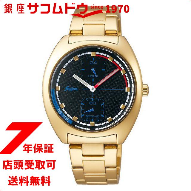 セイコー アルバ フュージョン SEIKO ALBA fusion 90'fashion クォーツ ユニセックス 腕時計 AFSK401
