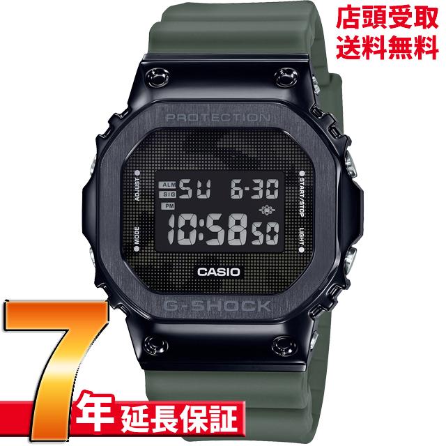 [7年延長保証] カシオ CASIO 腕時計 G-SHOCK ジーショック GM-5600B-3JF [4549526234903-GM-5600B-3JF]