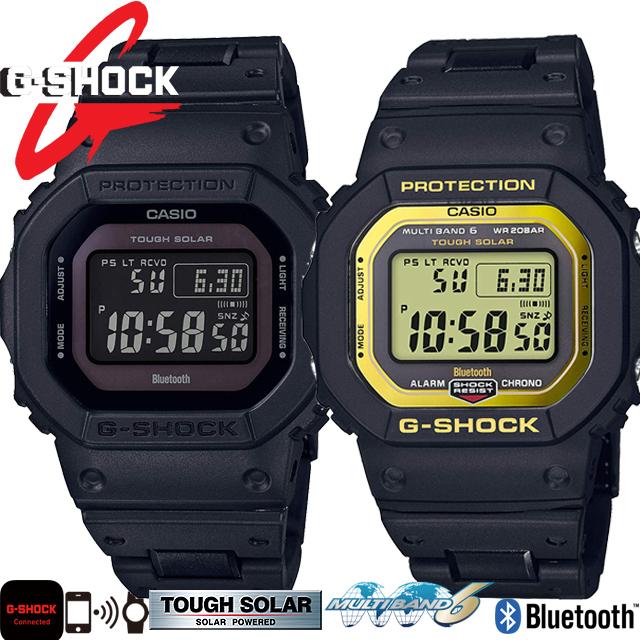【ポイント最大44倍お買い物マラソンン最大2000円OFFクーポン16日(土)01:59迄】[7年延長保証] カシオ CASIO 腕時計 G-SHOCK GW-B5600BC-1JF GW-B5600BC-1BJF