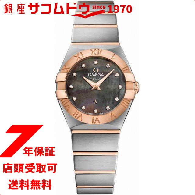 [オメガ] 腕時計 コンステレーション 123.20.24.60.57.005 レディース 並行輸入品 シルバー