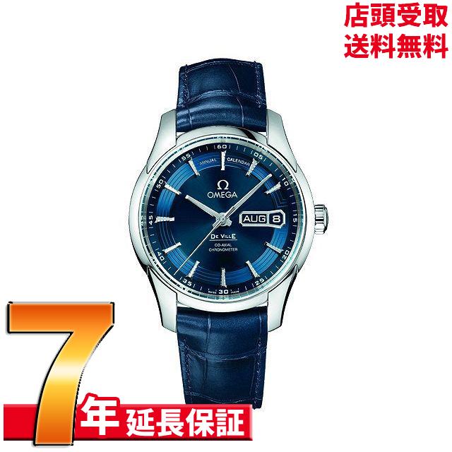 オメガ メンズ腕時計 デ・ビル アワービジョン 431.33.41.22.03.001