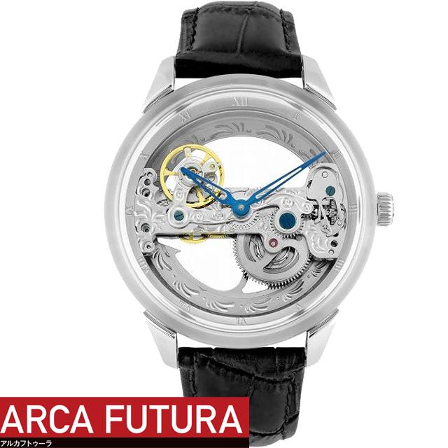 アルカフトゥーラ ARCA FUTURA 腕時計 8683BK [4543354511892-8683BK]