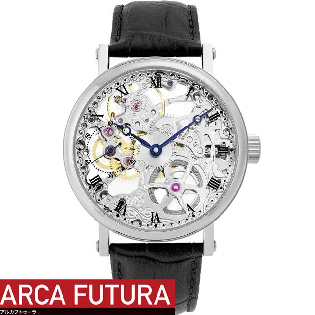 アルカフトゥーラ ARCA FUTURA 腕時計 P0110201BK [4543354510444-P0110201BK]