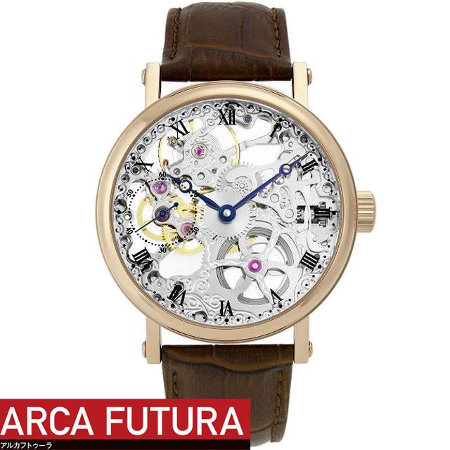 アルカフトゥーラ ARCA FUTURA 腕時計 P0110201RGBR [4543354512127-P0110201RGBR]