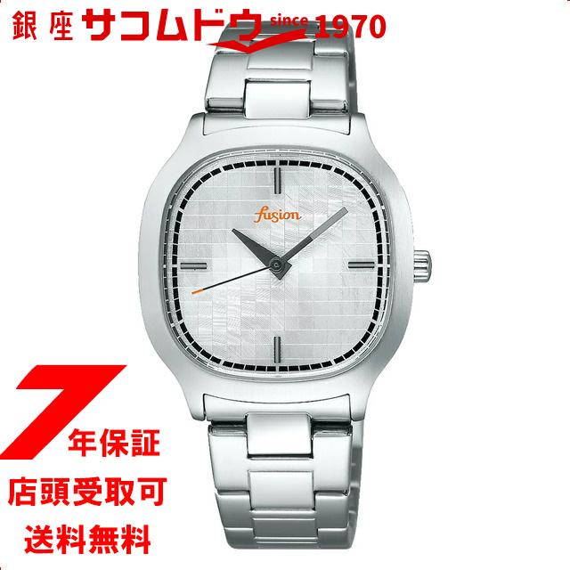 【最大2000円OFFクーポンポイント最大44倍お買い物マラソンン9日(日)01:59迄】[2020年6月19日発売]セイコー アルバ AFSK408 フュージョン SEIKO ALBA fusion 80's Disco クォーツ ユニセックス 腕時計