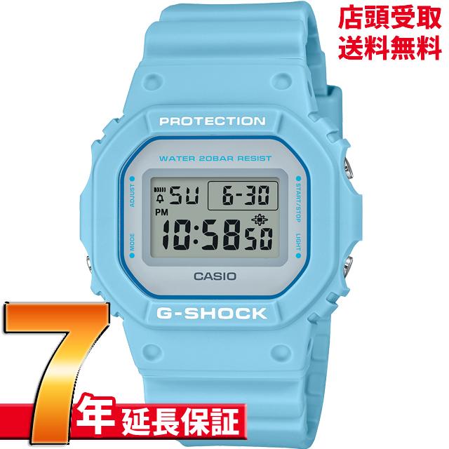 [7年延長保証] カシオ CASIO 腕時計 G-SHOCK ジーショック DW-5600SC-2JF [4549526267604-DW-5600SC-2JF]