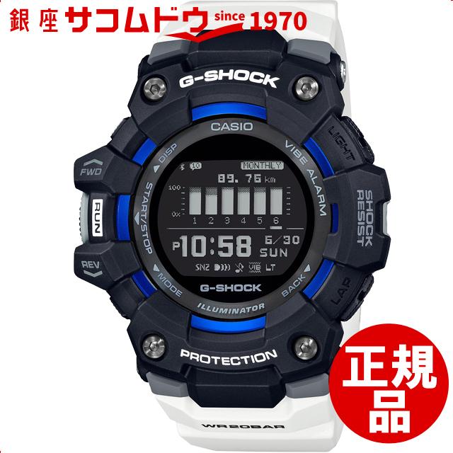 カシオ CASIO 腕時計 G-SHOCK ジーショック GBD-100-1A7JF [4549526268182-GBD-100-1A7JF]