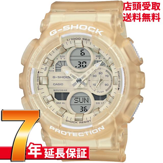 [7年延長保証] カシオ CASIO 腕時計 G-SHOCK ジーショック GMA-S140NC-7AJF [4549526261374-GMA-S140NC-7AJF]