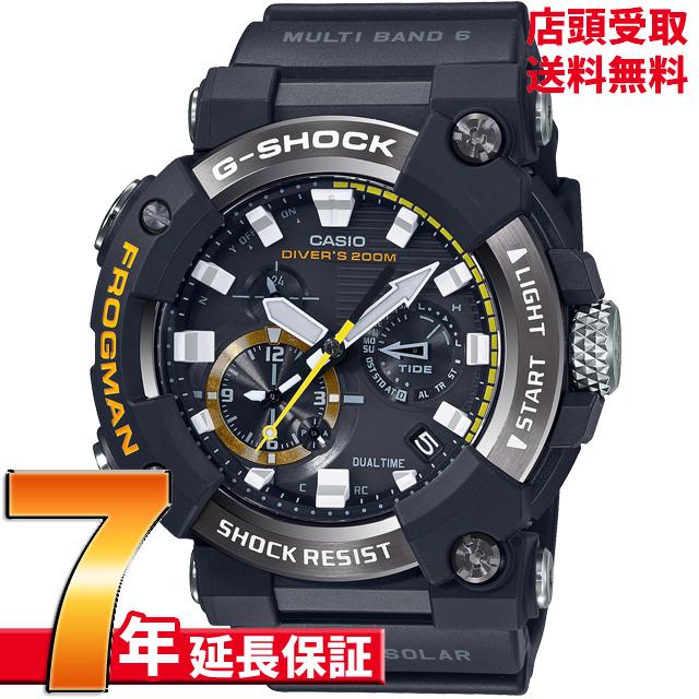 【最大2000円OFFクーポンポイント最大44倍11日(日)01:59迄】G-SHOCK Gショック GWF-A1000-1AJF 腕時計 CASIO カシオ ジーショック メンズ [4549526270024-GWF-A1000-1AJF]