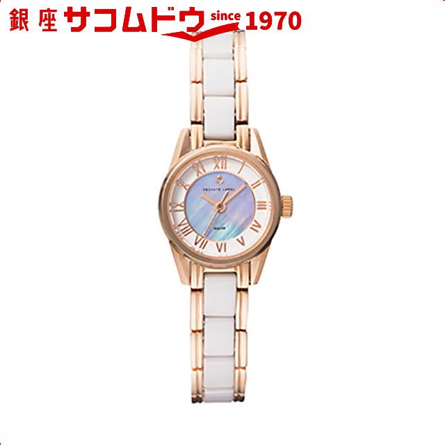 PRIVATE LABEL プライベート レーベル 腕時計 PL0029PW レディース [4580397960669-PL0029PW]