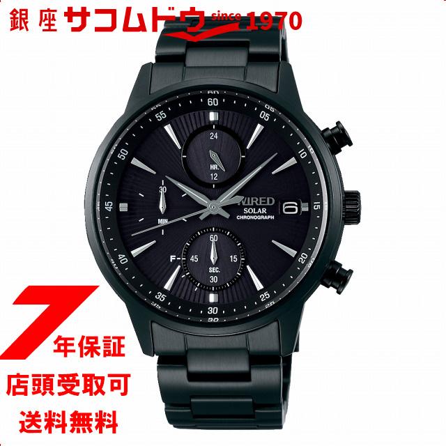 [2020年7月10日発売]WIRED ワイアード AGAD409 腕時計 メンズ セイコー SEIKO