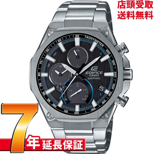 [7年延長保証] EDIFICE エディフィス EQB-1100YD-1AJF 腕時計 CASIO カシオ メンズ [4549526279645-EQB-1100YD-1AJF]