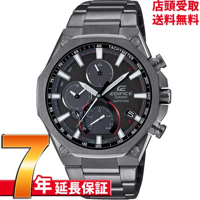 [7年延長保証] EDIFICE エディフィス EQB-1100YDC-1AJF 腕時計 CASIO カシオ メンズ [4549526279669-EQB-1100YDC-1AJF]
