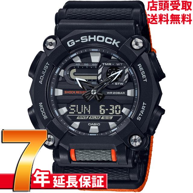 [7年延長保証] G-SHOCK Gショック GA-900C-1A4JF 腕時計 CASIO カシオ ジーショック メンズ [4549526274268-GA-900C-1A4JF]