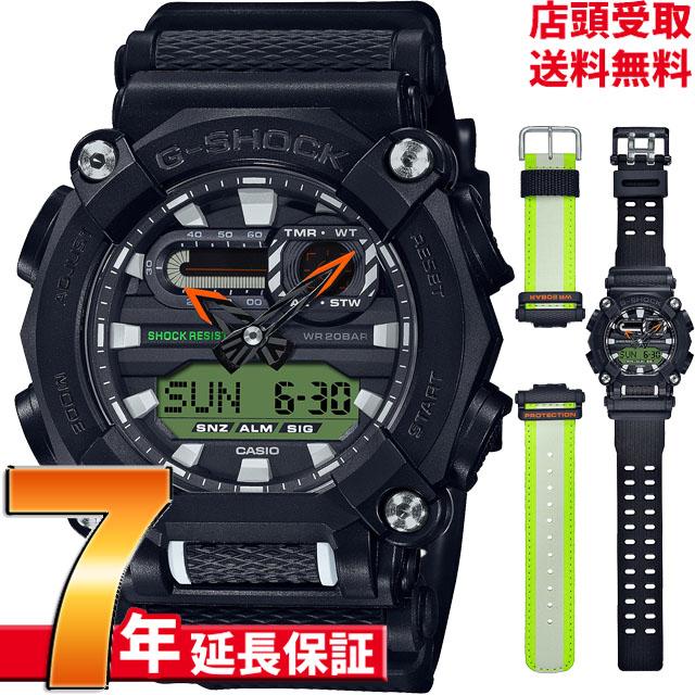 [7年延長保証] G-SHOCK Gショック GA-900E-1A3JR 腕時計 CASIO カシオ ジーショック メンズ [4549526274466-GA-900E-1A3JR]