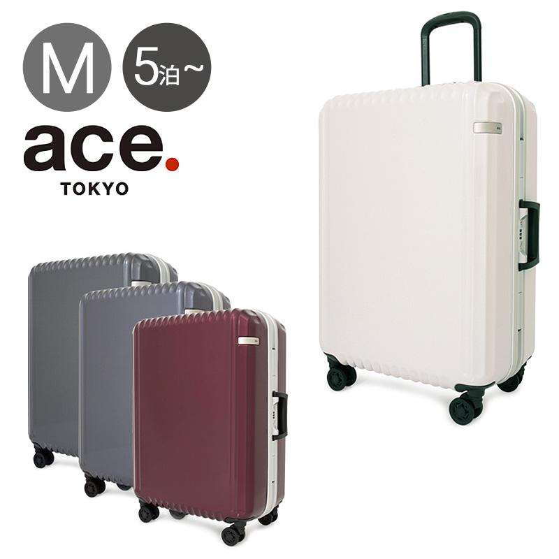 エーストーキョー ace.TOKYO スーツケース 05572 60cm パリセイドF 【 キャリーケース TSAロック搭載 】[PO10][bef]