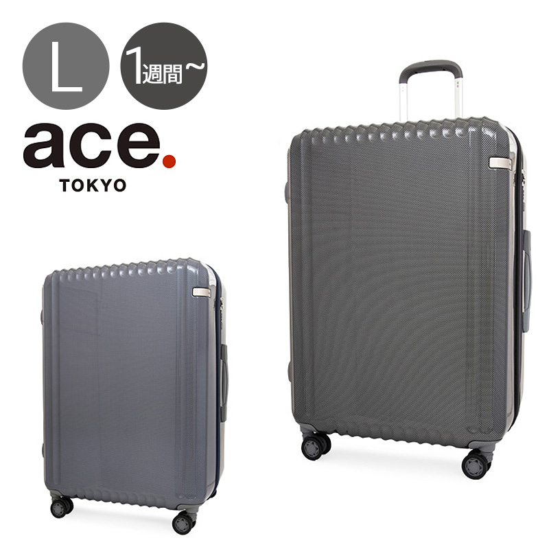 エーストーキョー スーツケース 05585 65cm パリセイドZ キャリーケース TSAロック搭載 ace.TOKYO [PO10][bef]