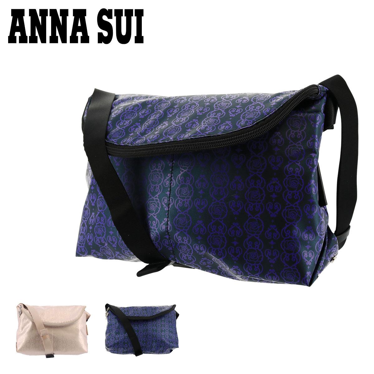 アナ スイ ショルダーバッグ クルーズ レディース314241 ANNA SUI | コンパクト 軽量 ミニショルダー