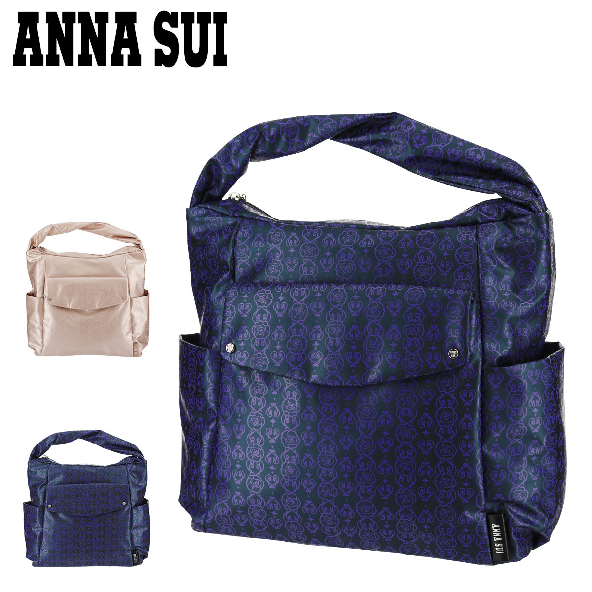アナ スイ リュック クルーズ レディース314243 ANNA SUI | リュックサック ハンドバッグ 軽量