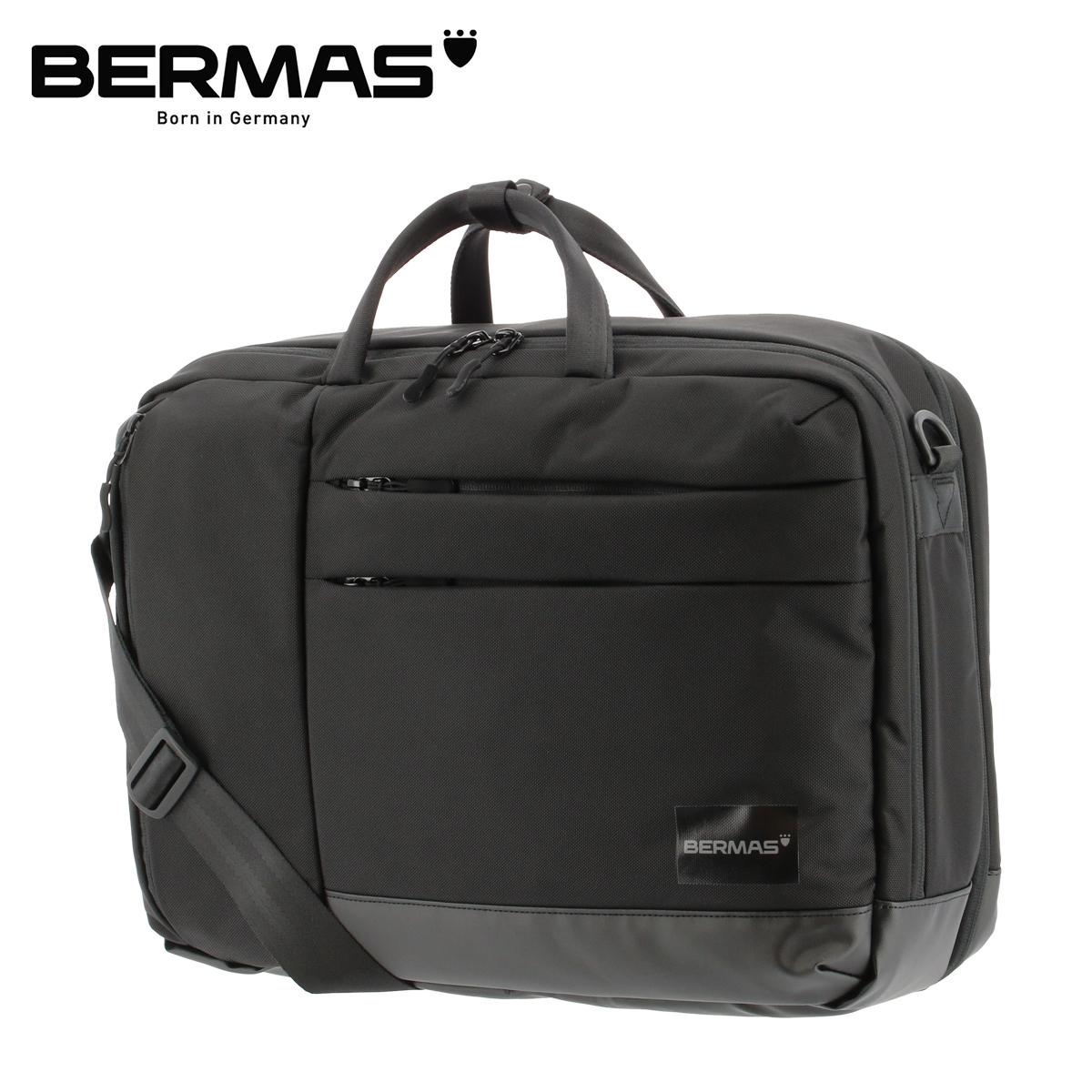 バーマス ビジネスバッグ 3WAY メンズFL-077 BERMAS | ブリーフケース リュック ショルダーバッグ FREELANCE × BERMAS [12/29][PO5]
