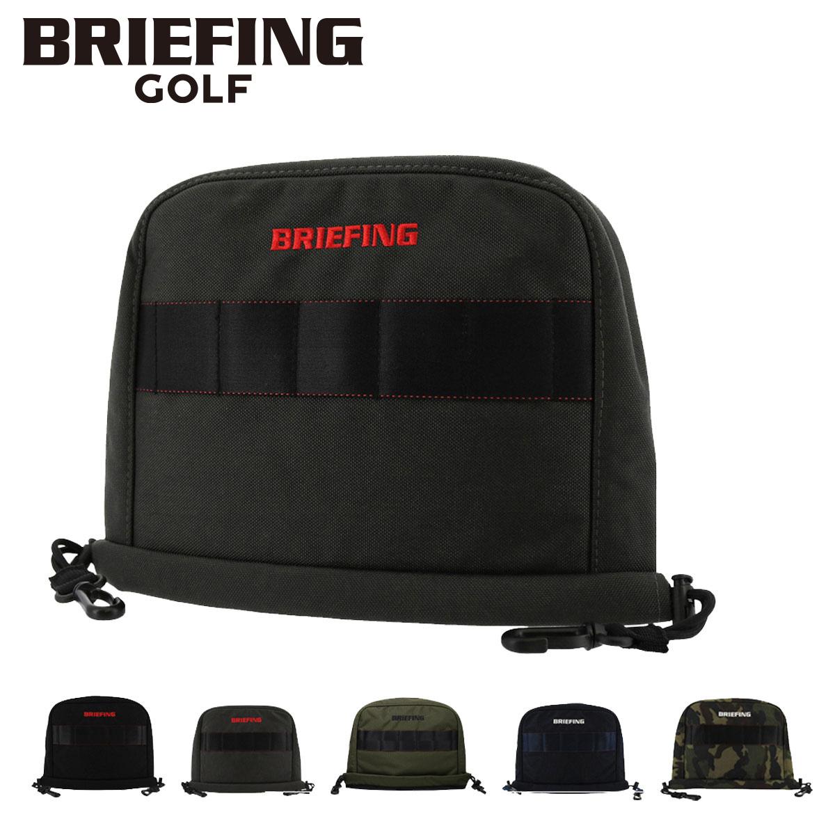ブリーフィング アイアンカバー メンズ BRF318219 BRIEFING IRON COVER|ゴルフ ヘッドカバー[PO10][即日発送]