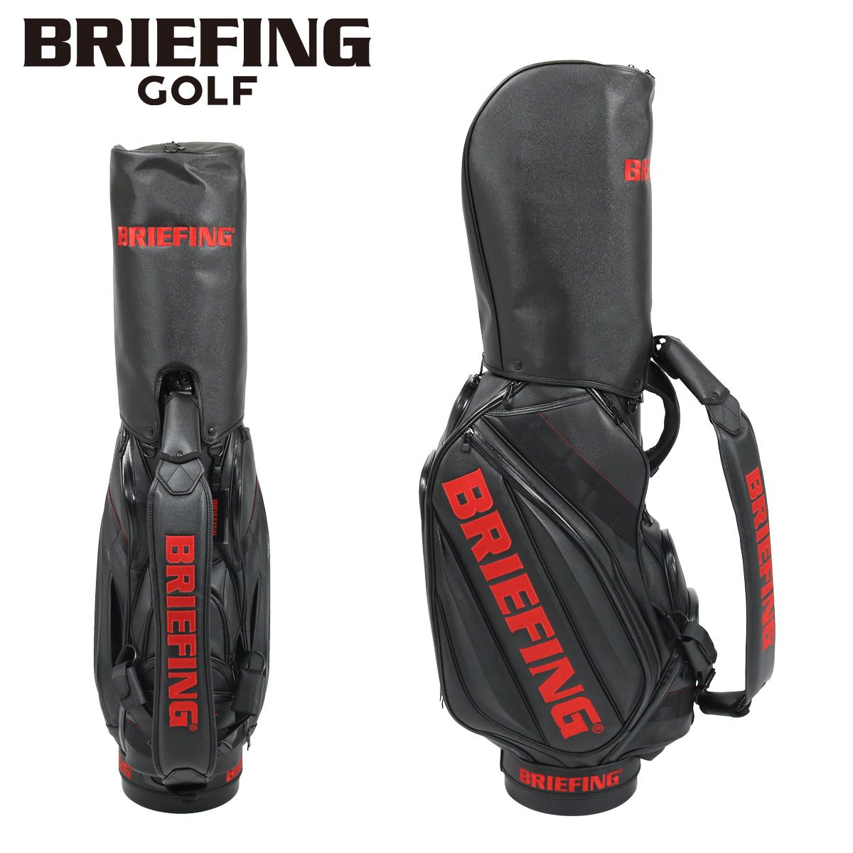 ブリーフィング キャディバッグ メンズ BRG014CR3 BRIEFING CR-3|ゴルフ[PO10][即日発送]