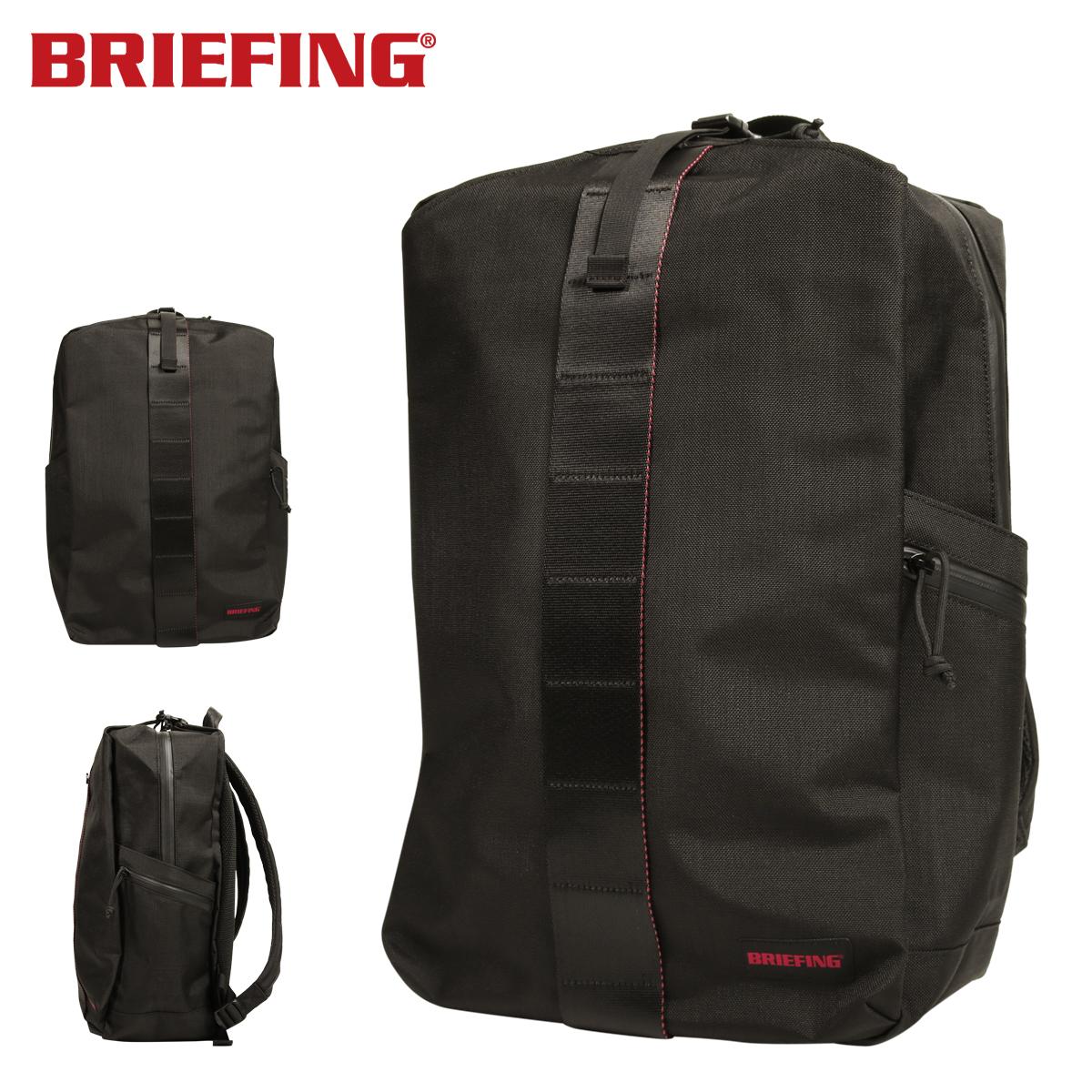 ブリーフィング リュック A5 29L メンズ BRL193P41 BRIEFING | バックパック 止水ファスナー