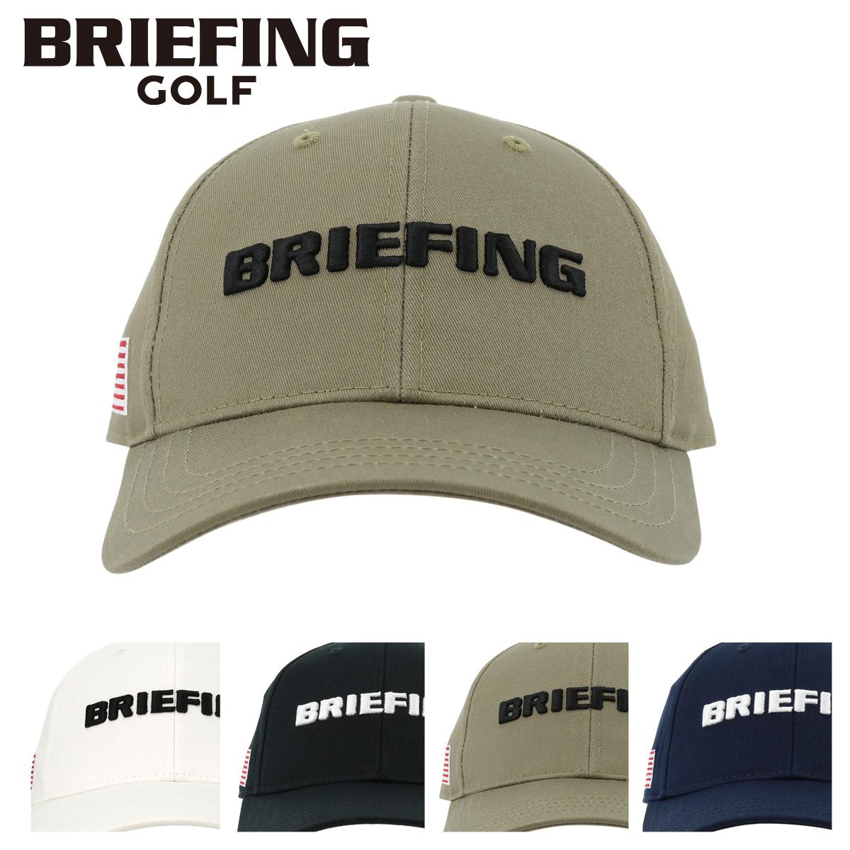 送料無料 あす楽 おすすめ ブリーフィング ゴルフ キャップ メンズ BRG201M44 帽子 サイズ調節可能 PO10 bef 即日発送 BRIEFING ついに再販開始