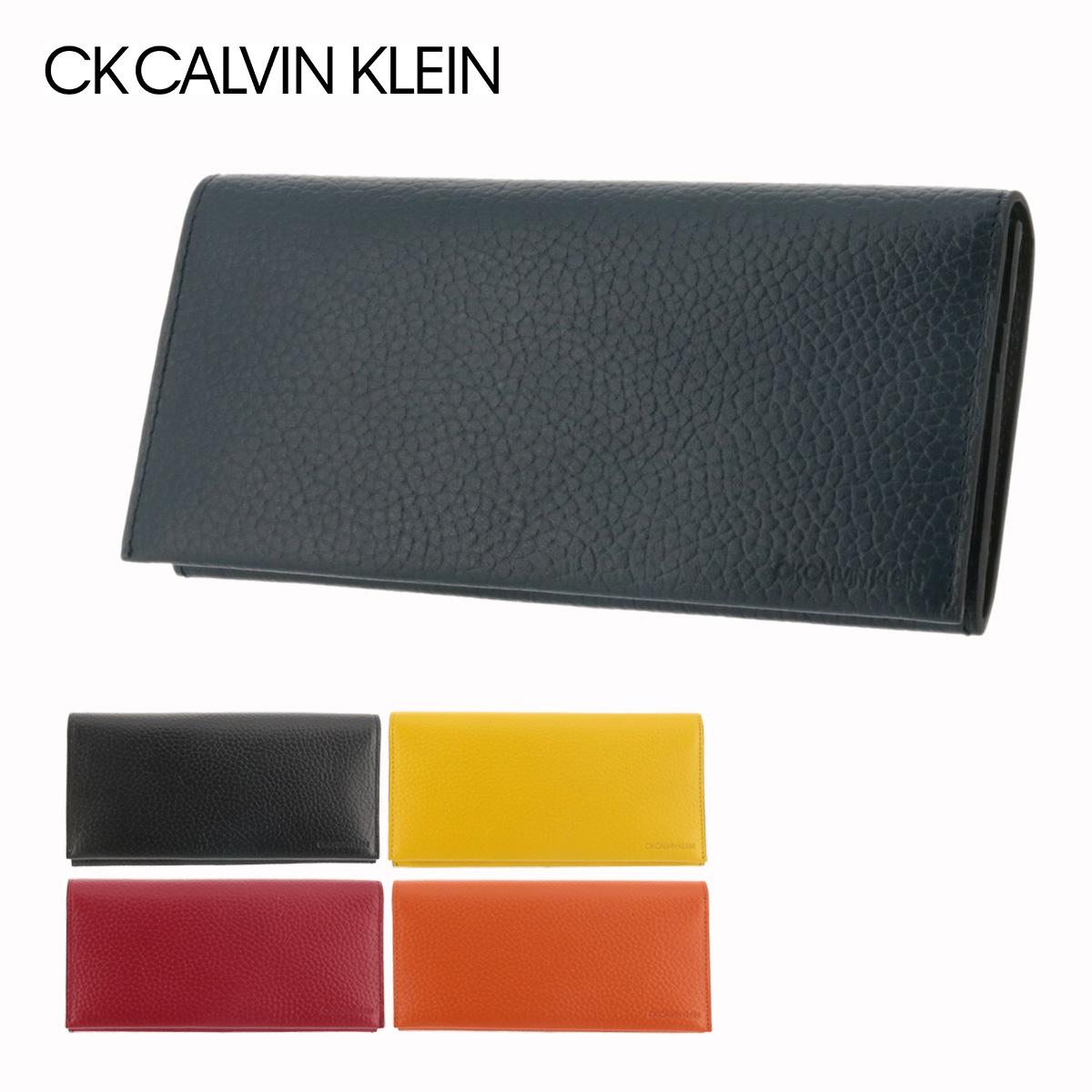 シーケー カルバンクライン 長財布 メンズ ラップ 820625 CK CALVIN KLEIN 本革 レザー[PO5][bef]