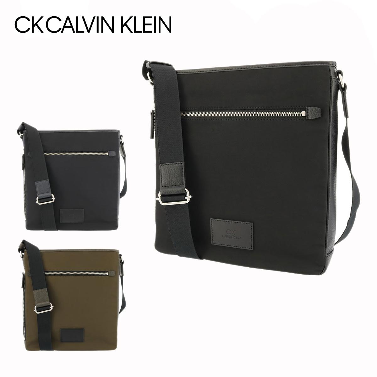 シーケー カルバンクライン ショルダーバッグ クルサード メンズ 824111 日本製 CK CALVIN KLEIN