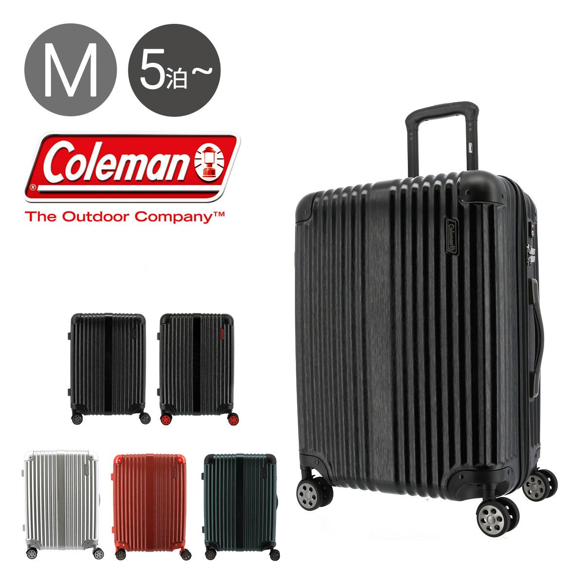 コールマン スーツケース Sacsbar 63l コラボ 73l 56cm 3 9kg 14 60