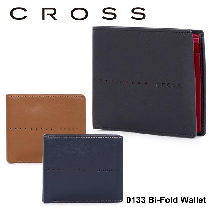 クロス 二つ折り財布 AC188371 (0133) CROSS NUEVA ヌエヴ 財布 メンズ レザー [PO5][bef]