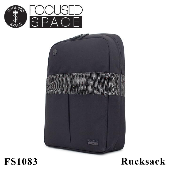 フォーカスドスペース リュック The Influencer Backpack 1083 メンズ デイパック バックパック リュックサック FOCUSED SPACE 【PO10】【bef】