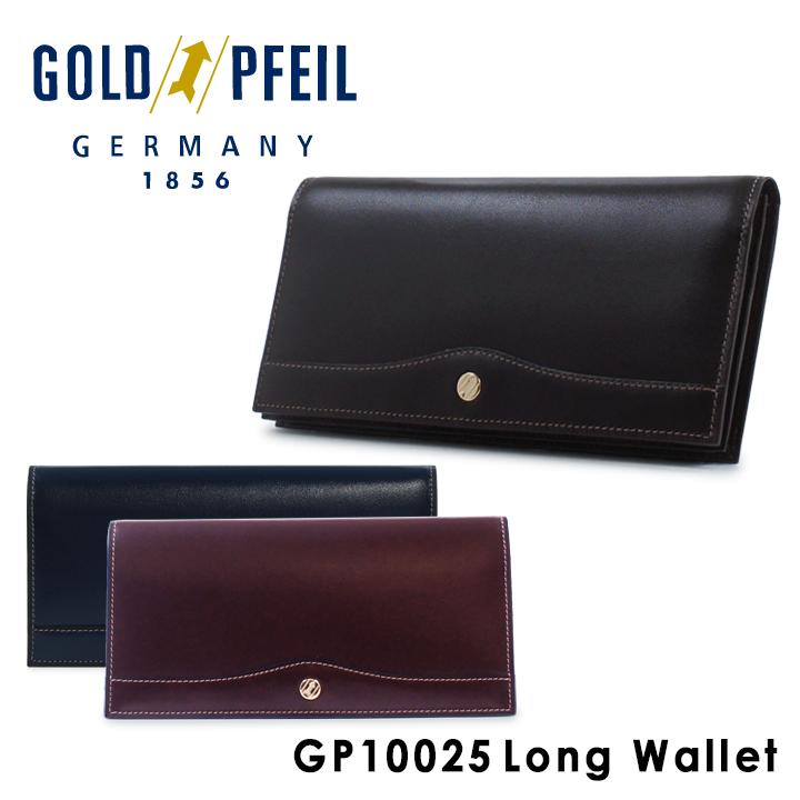 ゴールドファイル GOLDPFEIL 長財布 GP10025 OXFORD 【 札入れ メンズ レザー 】【PO10】【bef】