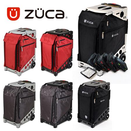 ズーカ キャリーケース プロ トラベル Pro Travel 2000 メンズ レディース ポーチ&トラベルカバー付き 機内持ち込み可能 キャリーバッグ スーツケース ZUCA 【PO10】【bef】【即日発送】