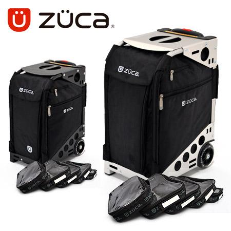 ズーカ キャリーケース プロ アーティスト Pro Artist 2001 メンズ レディース ポーチ&トラベルカバー付き 機内持ち込み可能 キャリーバッグ スーツケース ZUCA [PO10][bef][即日発送]