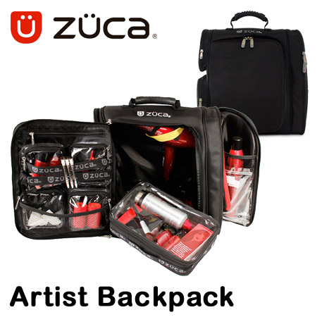 ズーカ リュックサック アーティスト バックパック Artist Backpack 600100 メンズ レディース リュック デイバック ZUCA [PO10][bef][即日発送]