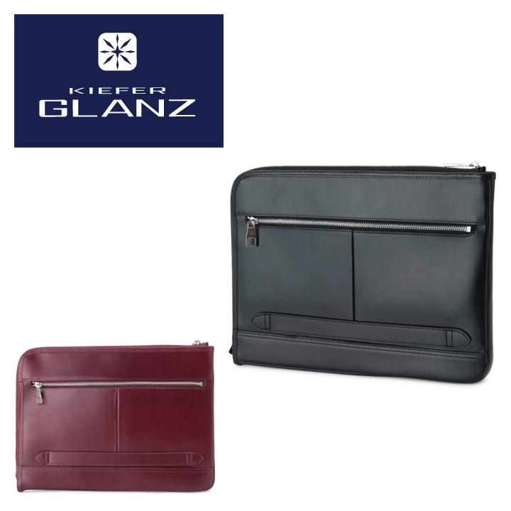 キーファーグランツ セカンドバッグ メンズ グランツ KFG2203G Kiefer GLANZ ビジネスバッグ クラッチバッグ 本革 レザー [PO10][bef]