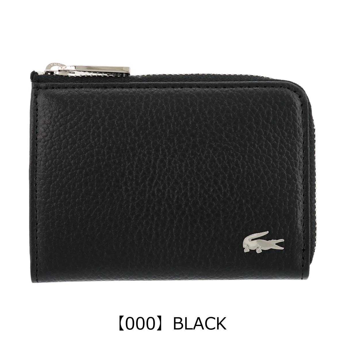 ラコステ 小銭入れ パスケース JEAN メンズ NH4303K LACOSTEIDケース カードケース ミニ財布 牛革mOvw8yn0PN
