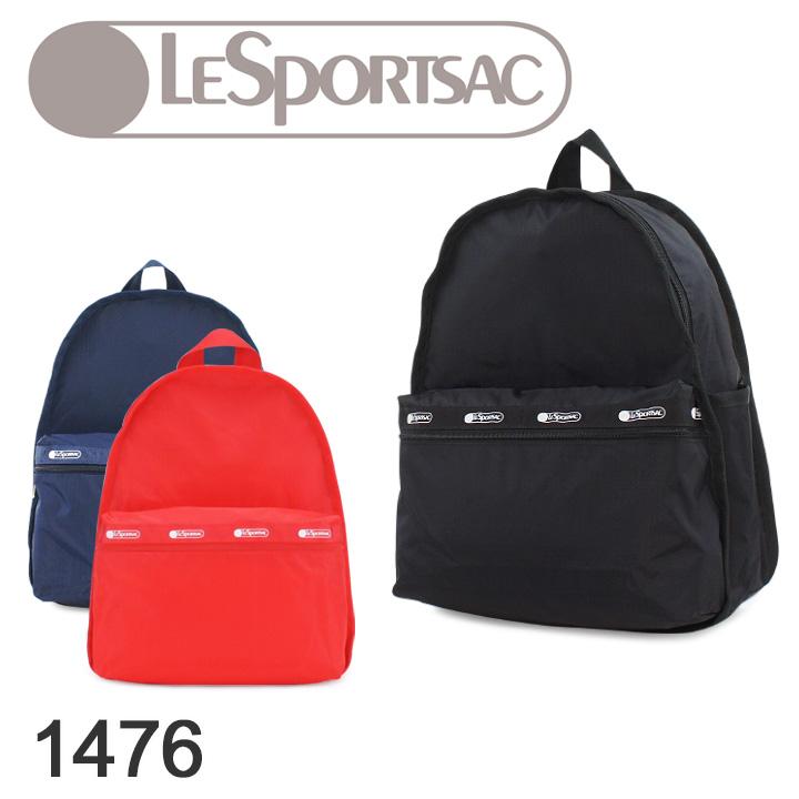レスポートサック リュック BASIC BACKPACK 1476(7812) メンズ レディース ユニセックス デイパック バックパック 当社限定 復刻版 LeSportsac 【bef】【即日発送】