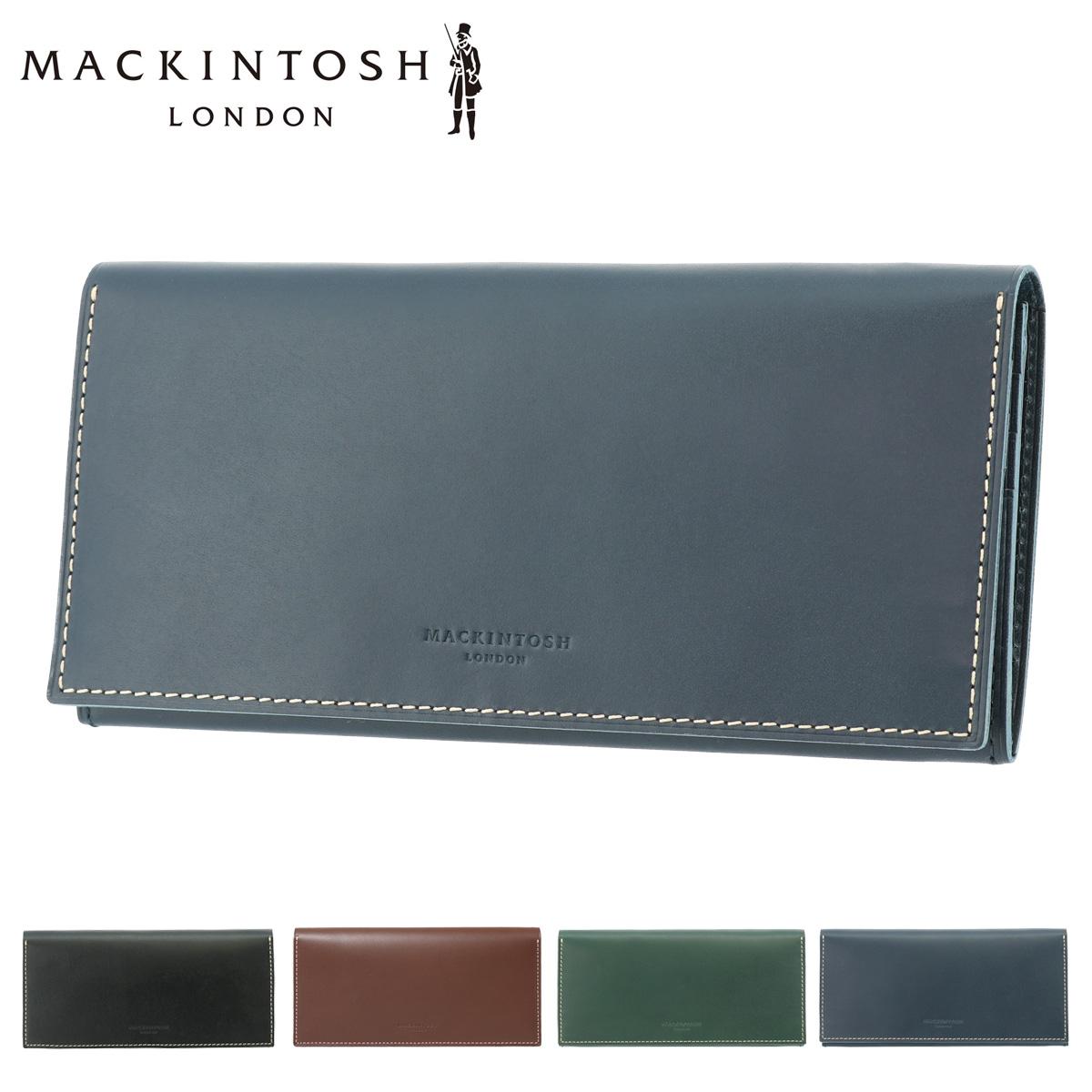 マッキントッシュ ロンドン 長財布 ワン メンズ 60032 MACKINTOSH LONDON | 牛革 本革 レザー[PO5]