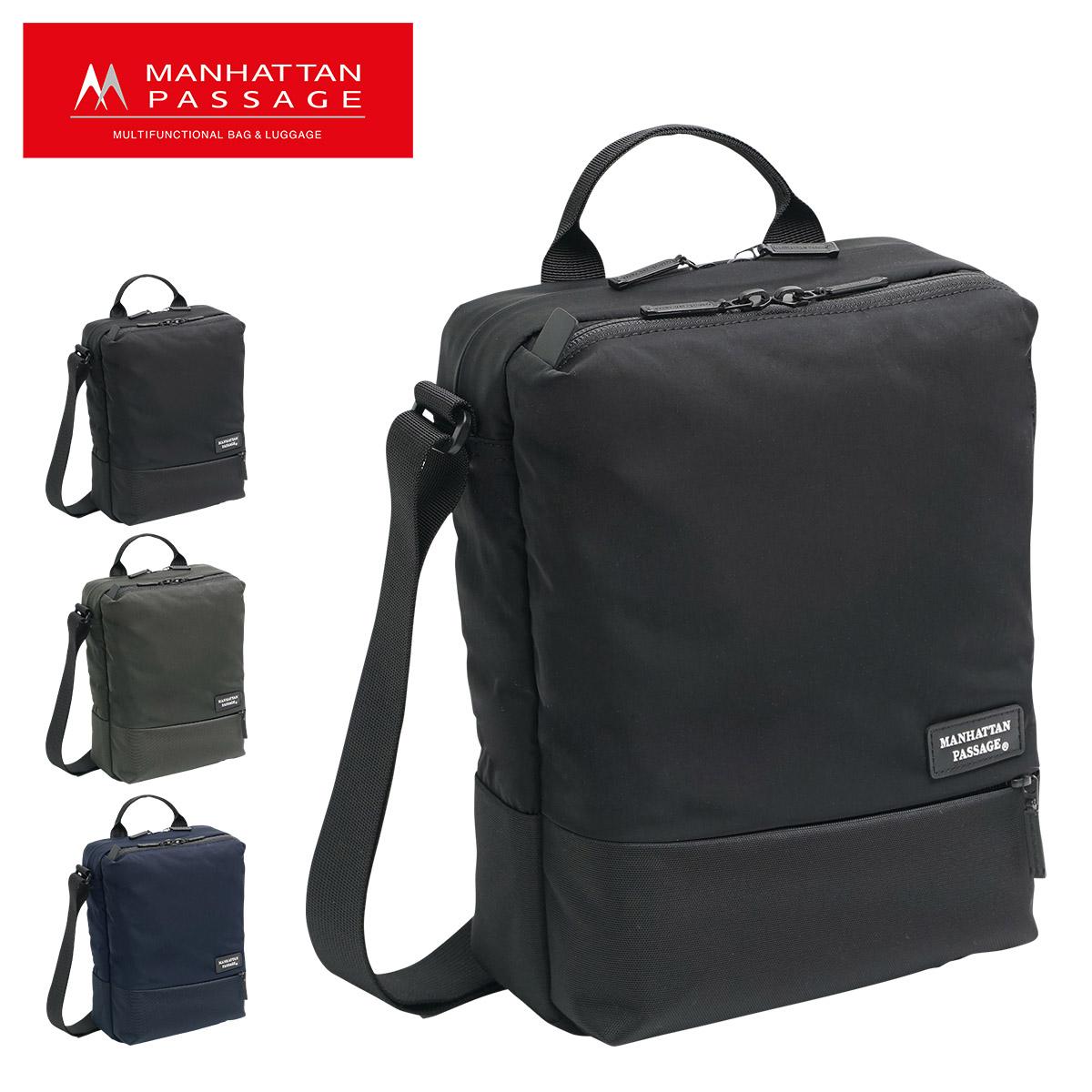 マンハッタンパッセージ ショルダーバッグ エスト 5365 MANHATTAN PASSAGE EST   ビジネスバッグ B4 防水通勤バッグ 高密度ナイロン[PO10][bef]