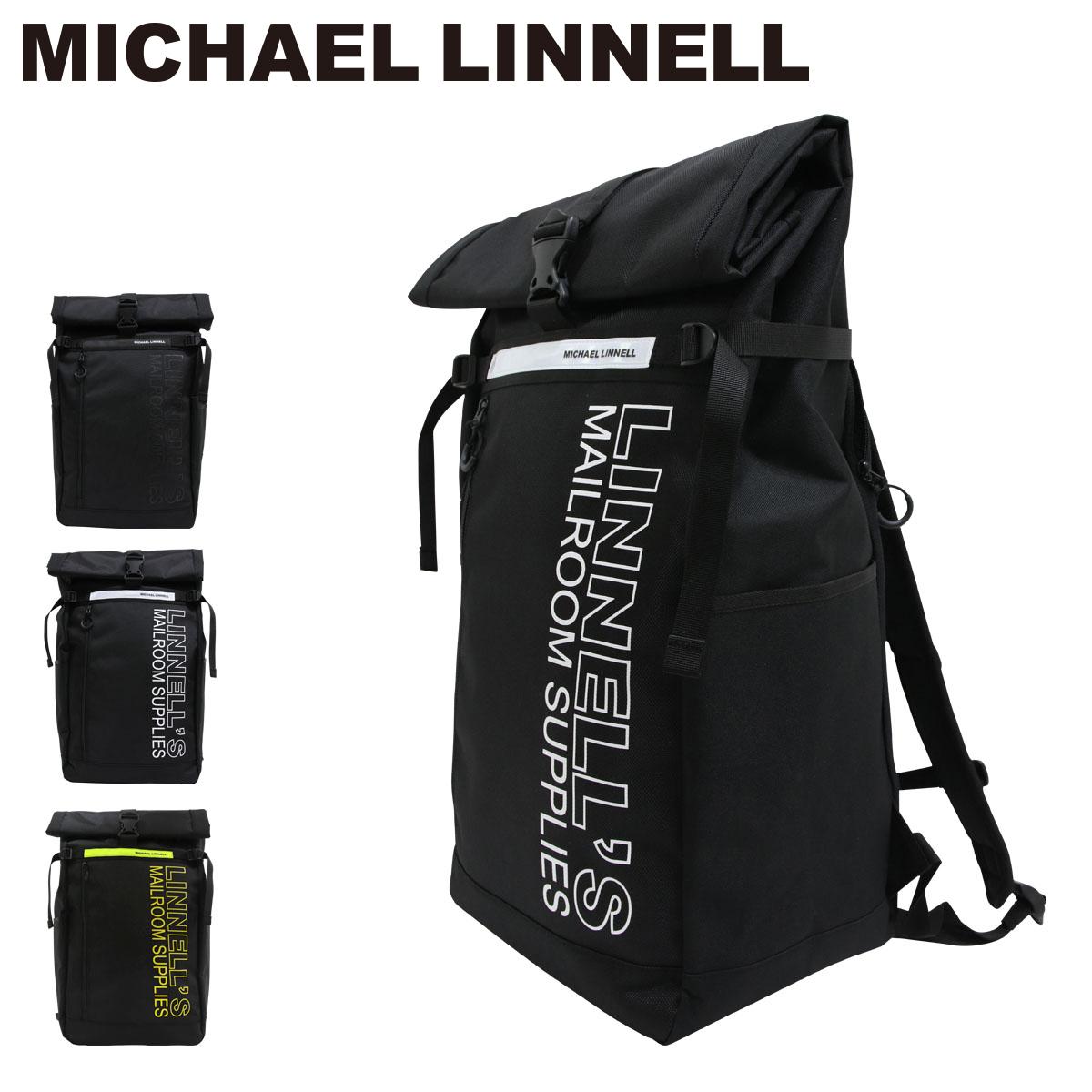 マイケルリンネル リュック 45L メンズML-027 MICHAEL LINNELL | リュックサック バックパック[PO10]