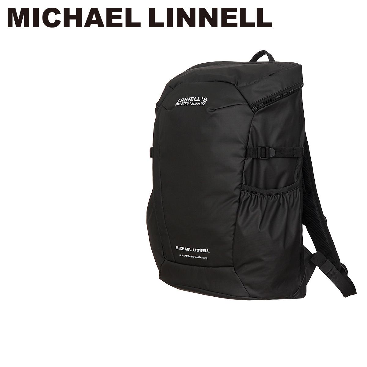 マイケルリンネル リュック MLAC-01 MICHAEL LINNELL コーデュラナイロン リフレクター 撥水 軽量 メンズ【PO10】【bef】