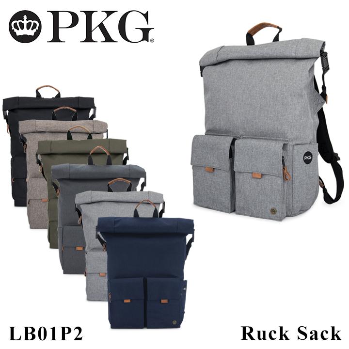 ピーケージー PKG リュック LB01P2 DRI collection 【 リュックサック デイパック バックパック ビジネス カジュアル タウン 】【PO10】【bef】