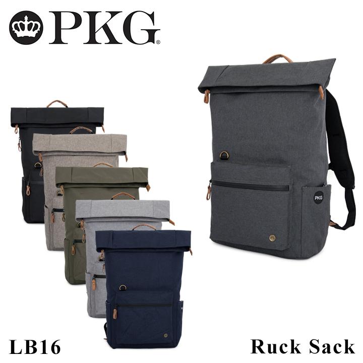 PKG リュック メンズ LB16 ピーケージー DRI collection リュックサック バックパック ビジネスリュック カジュアル ビジカジ [PO10][bef]
