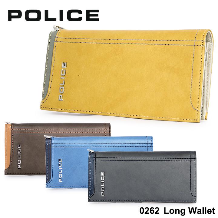 ポリス 長財布 PA58301 (0262) POLICEAxis アクシス メンズ 財布 [PO10][bef]