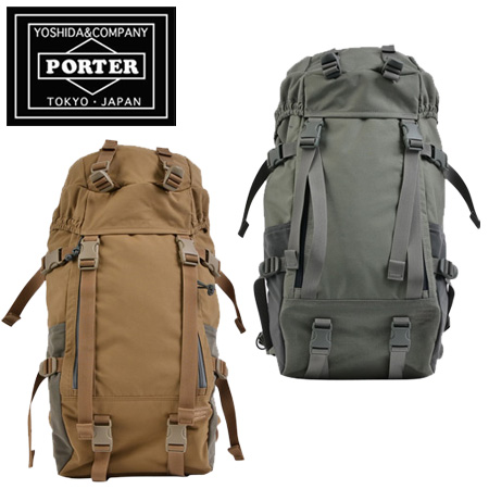 Yoshida Kaban Porter bag PORTER STEALTH Porter stealth backpack daypack backpack mens 618-09943